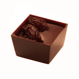 GIANDUJA MIT ROSINEN
